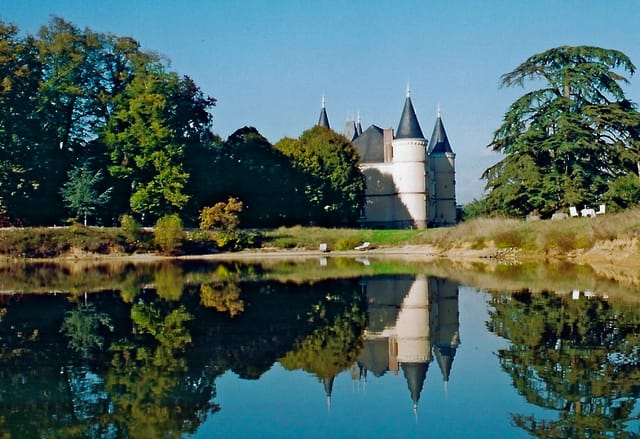 magnificent fairytale castle for sale near tgv 65 min to paris montparnasse moulin. Black Bedroom Furniture Sets. Home Design Ideas