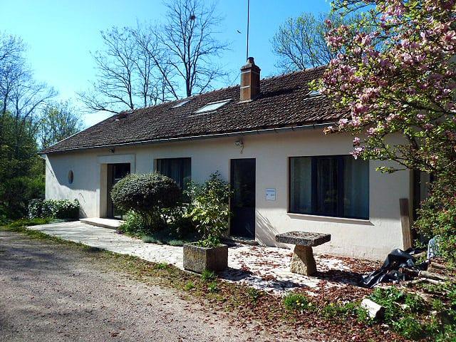 Huis te koop cote d 39 or bourgogne frankrijk moulin for Huizen te koop frankrijk