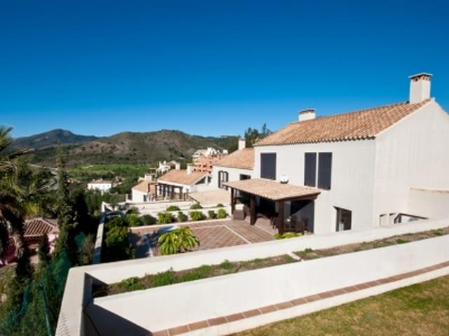 Marbella benahavis nieuwe moderne huizen te koop moulin for Huis te koop in amerika