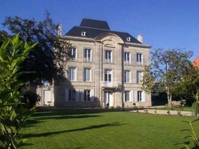 Maison De Caractere A Vendre Gironde Aquitaine France Moulin