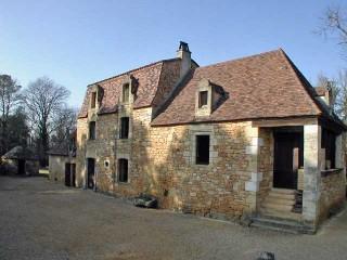 Huis met gites en stallen te koop dordogne frankrijk moulin for Woonhuis met stallen