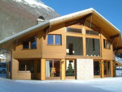 Sk 0936 luxueux chalet d architecte peut tre exploit for Chalet d architecte