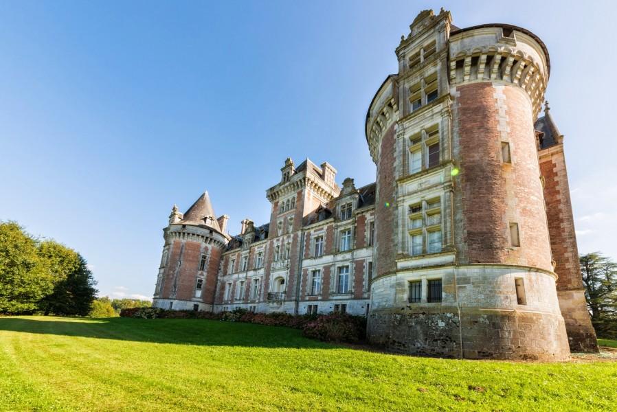 Castle for sale Dordogne, Aquitaine, France   Moulin