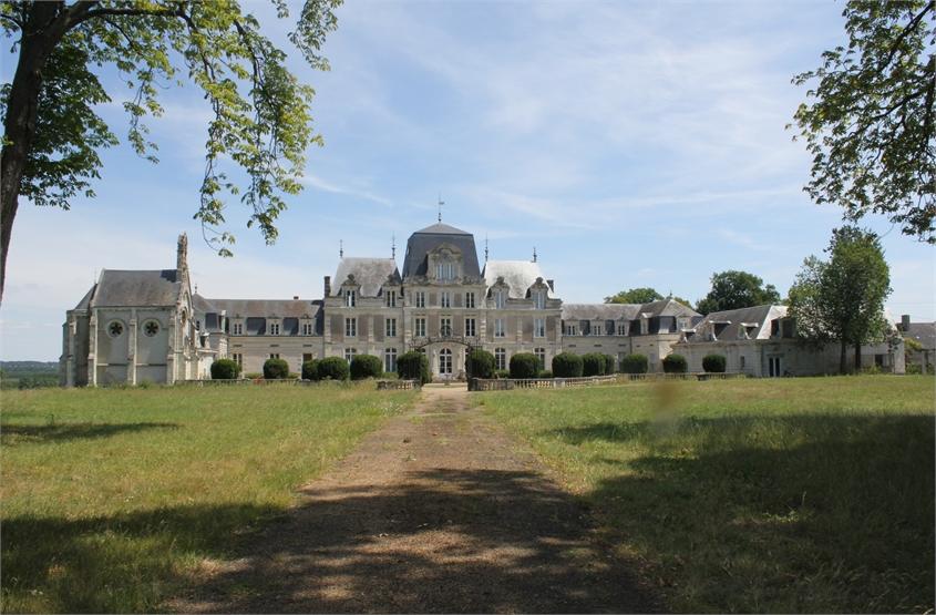 France Chateau for sale Angers Maine-et-Loire, Pays de la Loire ...