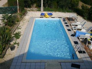 Landhuis met zwembad te koop moulin for Te koop inbouw zwembad