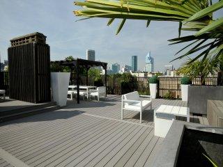 Penthouse a vendre avec terrasse hauts de seine ile de for Restaurant avec terrasse ile de france