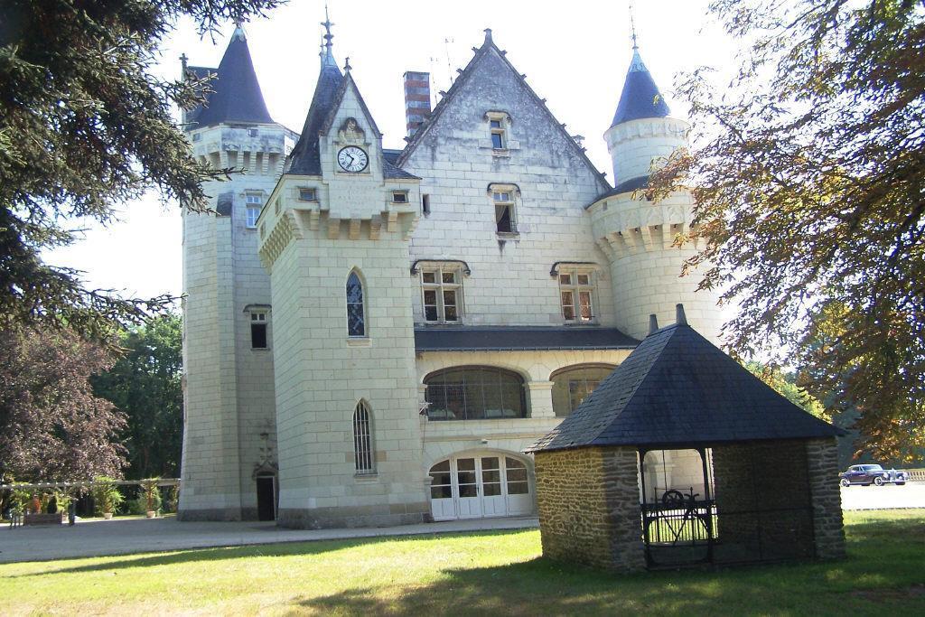 Chateau for sale Touraine, Vienne, France