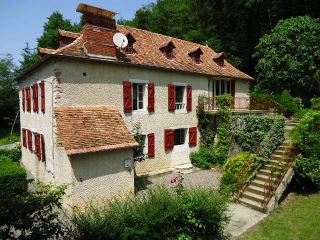 moulin vendre pyrenees atlantiques france moulin. Black Bedroom Furniture Sets. Home Design Ideas