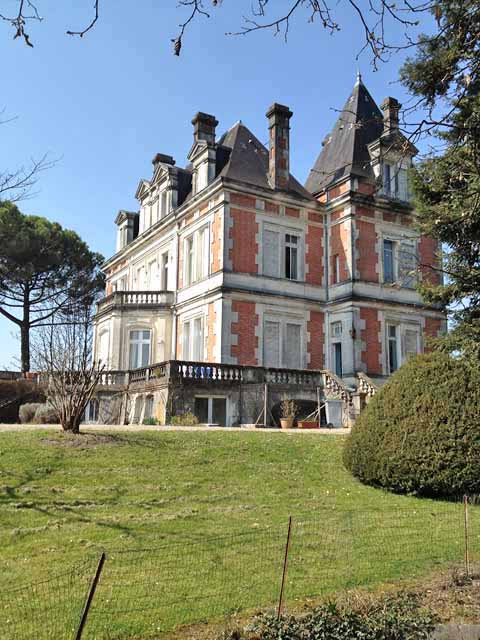 Manoir Vendre Charente France Moulin