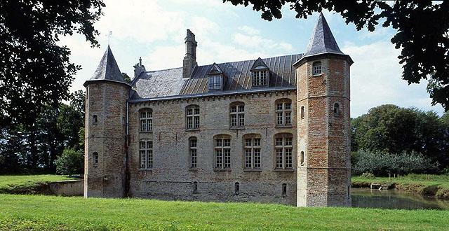 moated castle for sale pas de calais france moulin. Black Bedroom Furniture Sets. Home Design Ideas