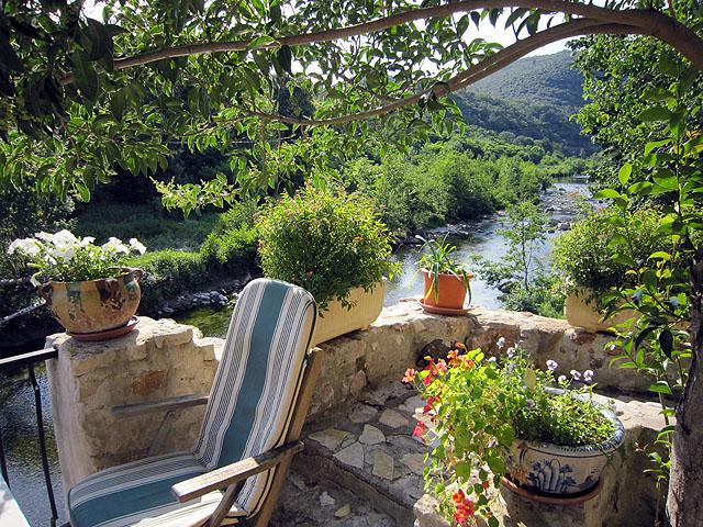 Maison de campagne avec piscine vendre gard languedoc - Maison de campagne en france ...