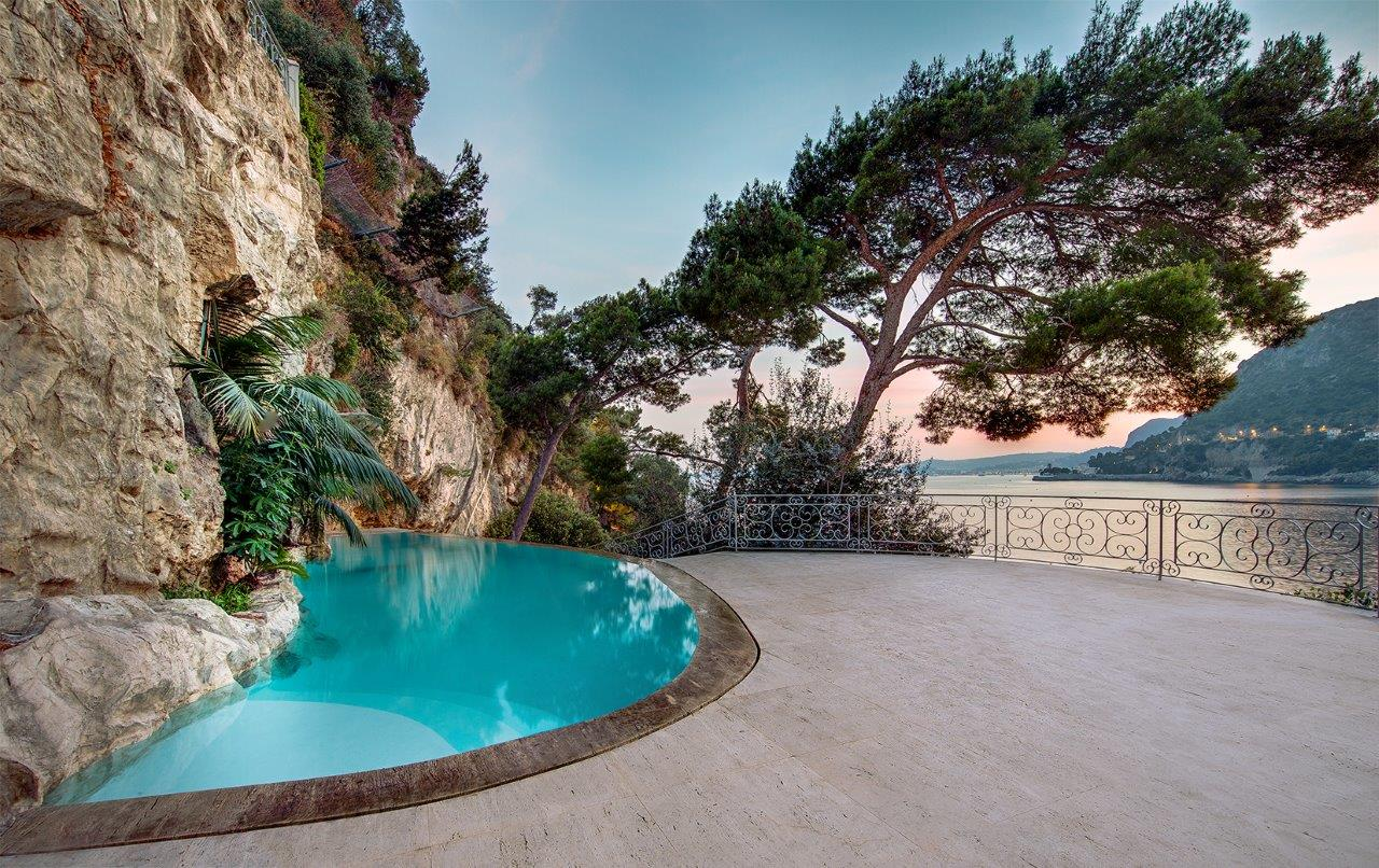 Waterfront Property For Sale Near Monaco Riviera France