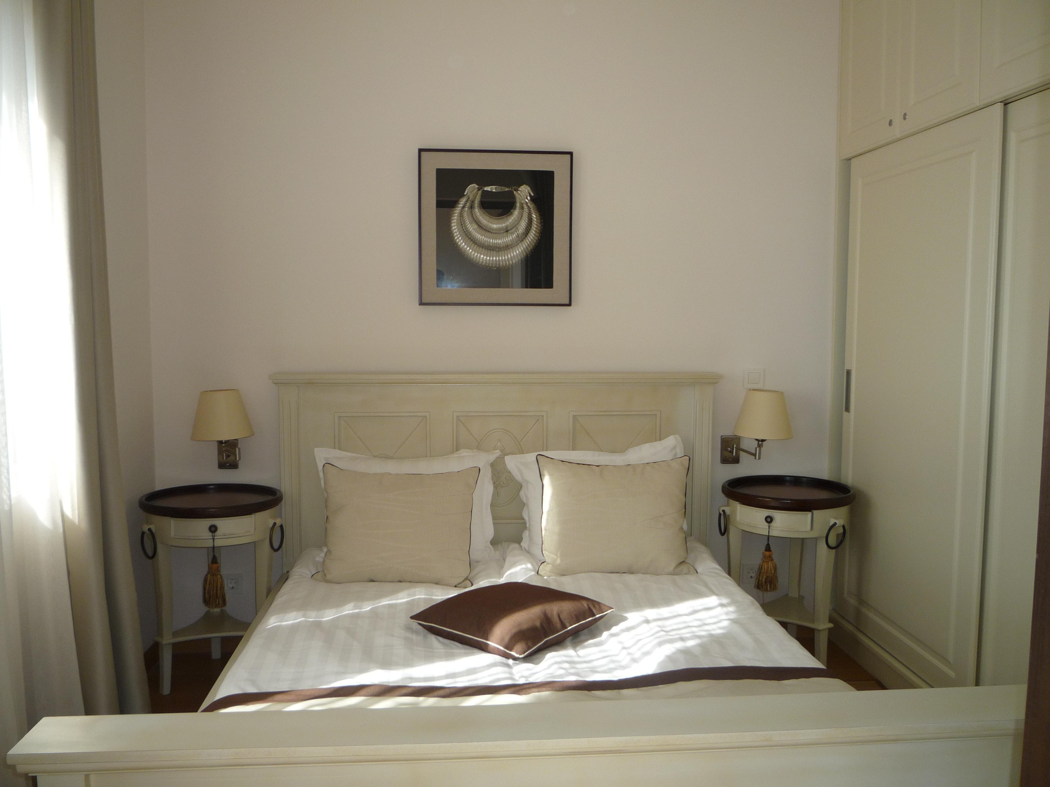 Two bedroom en Suite apartment first line to the sea – Bedroom En Suite