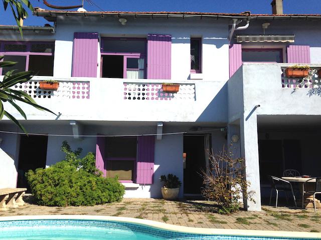 Huis met zwembad te koop carcassonne aude languedoc for Te koop inbouw zwembad