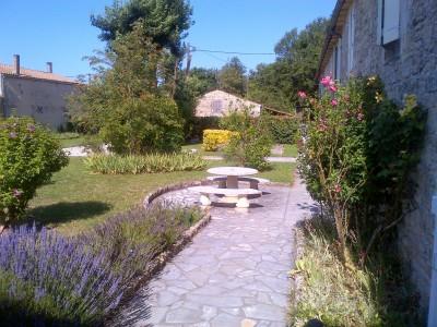 Très jolie longère de 6 chambres dans un hameau tranquille, sur beau ...