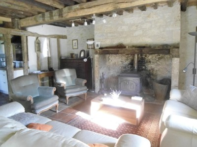 Marvelous Chartreuse, Guest House, Barn, Swimming Pool For Sale Lot At Garonne. |  Moulin
