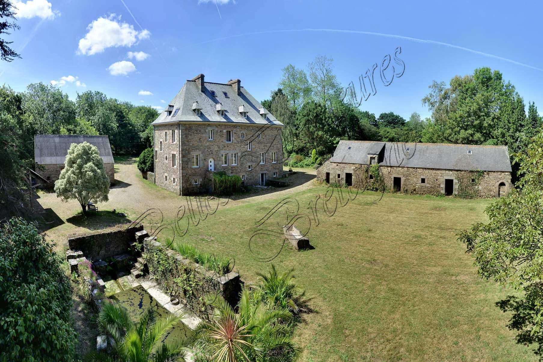 for sale manor c tes d 39 armor brittany cotes d 39 armor moulin. Black Bedroom Furniture Sets. Home Design Ideas