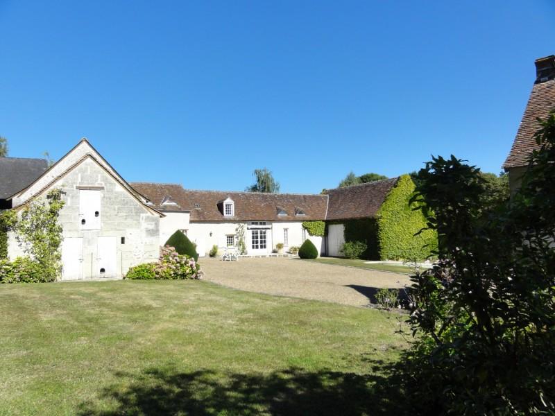 Ferme avec piscine maison d 39 amis sur 4 8 ha vendre for Camping indre et loire avec piscine
