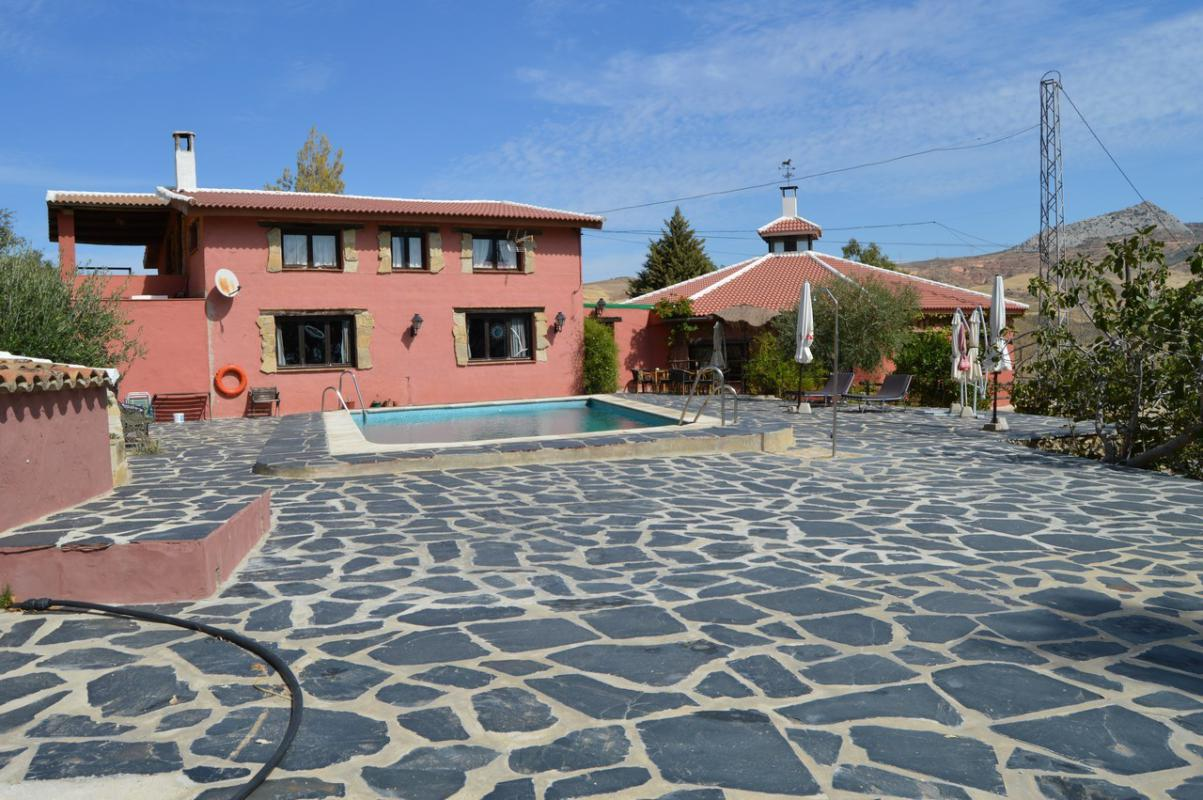 Commercial Hotel For Sale Valle De Abdalajis Andalusia