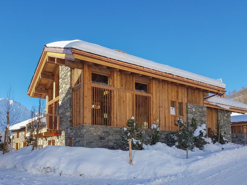magnifique chalet de ski de luxe vendre st martin de belleville les 3 vall es proximit. Black Bedroom Furniture Sets. Home Design Ideas