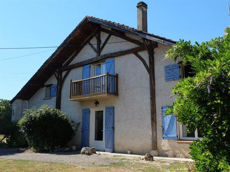 Landais Style Chalet House For Sale With 2 Gites Pool