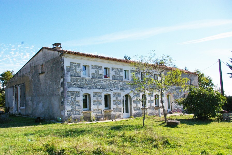 Superb Equestrian Property With Stables For Sale On 30 Ha Charente Maritime, France  | Moulin