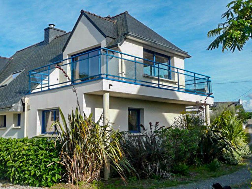 Te koop mooi modern huis strand aan einde van de tuin plouguerneau finist re bretagne moulin - Moderne oudersuite ...