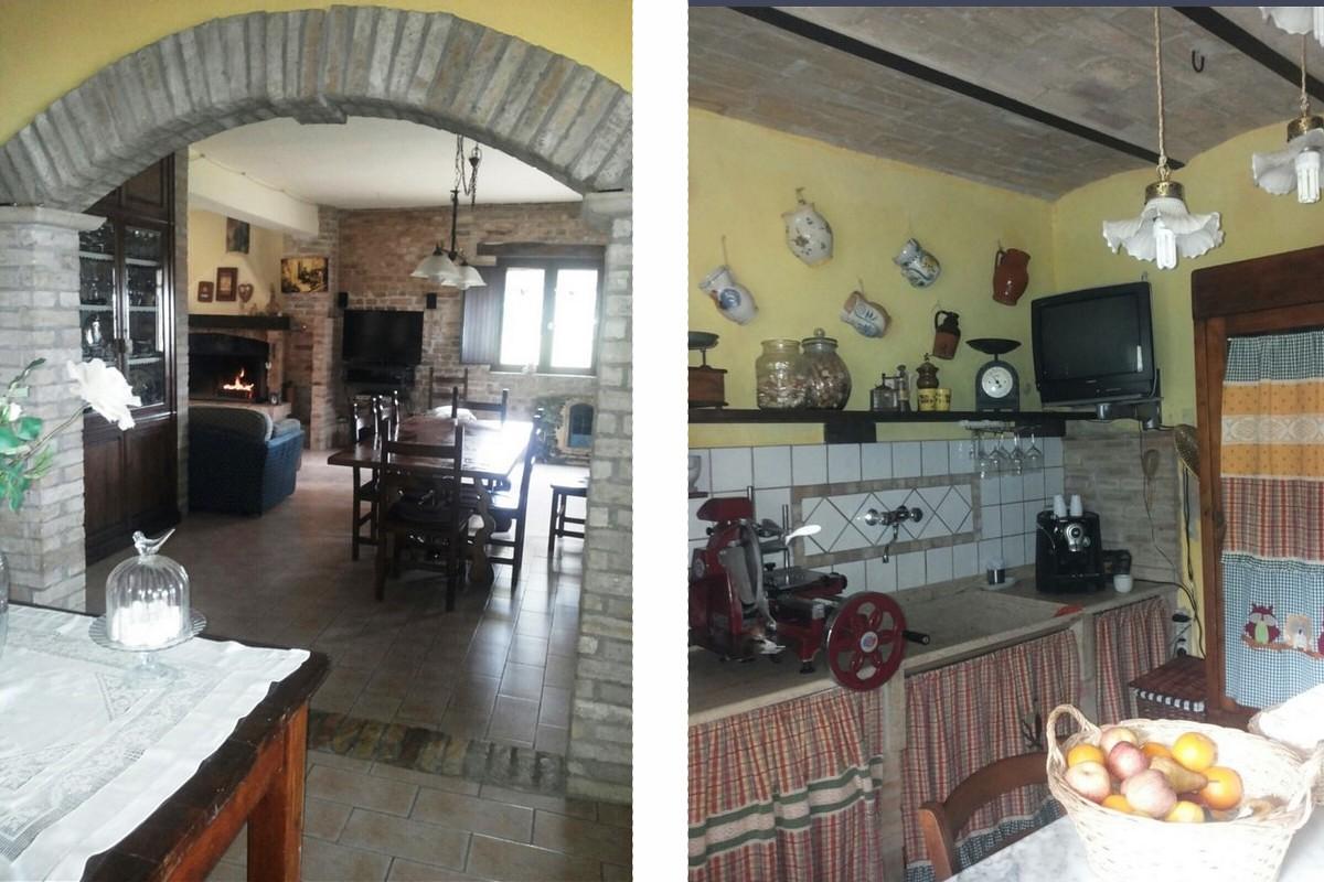Restored farmhouse, designed for B&B, for sale in the Abruzzo Region ...