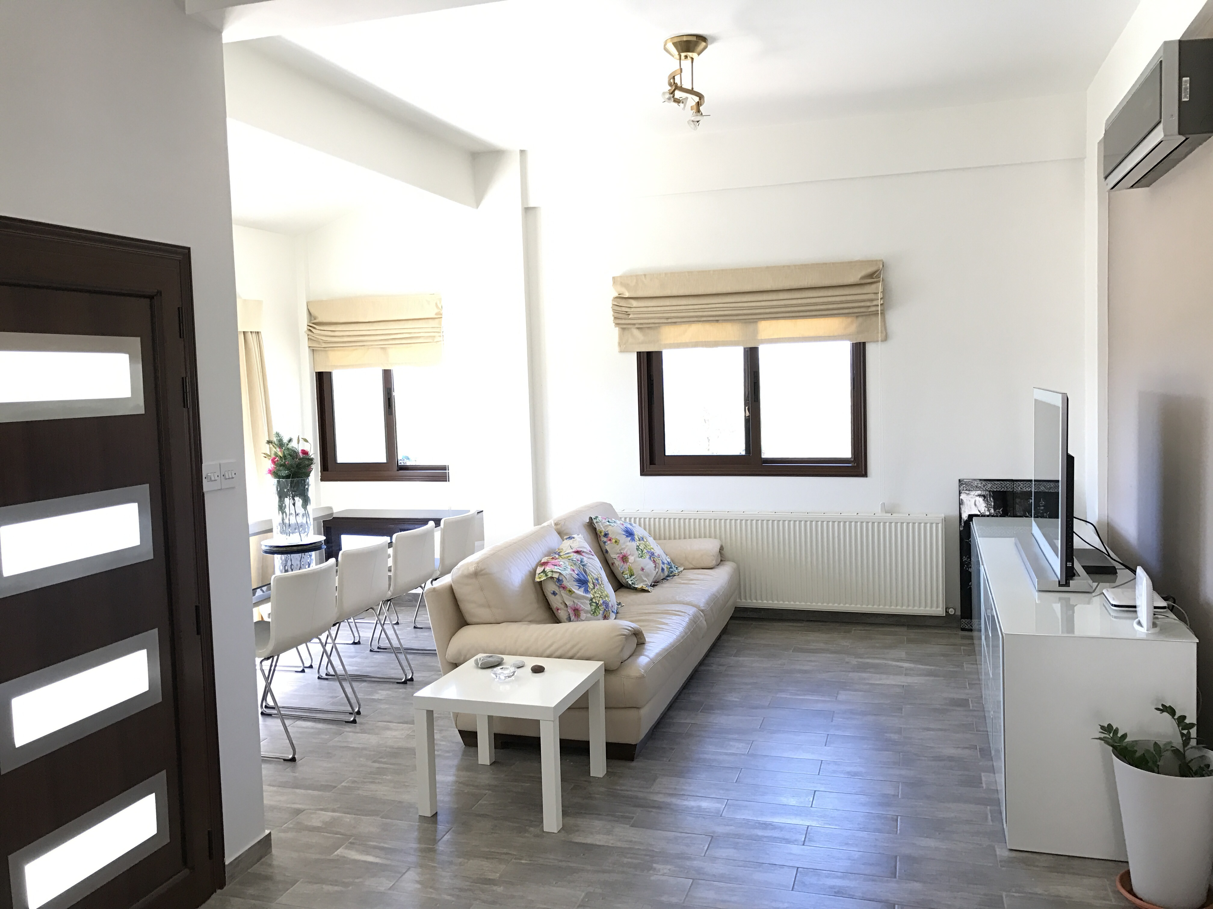 Tuscan style 3 bedroom villa for sale, Limassol, Cyprus | Moulin