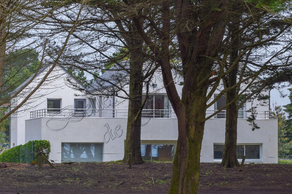 Moderne huis met aluminium interieur schuifdeuren louvre deuren