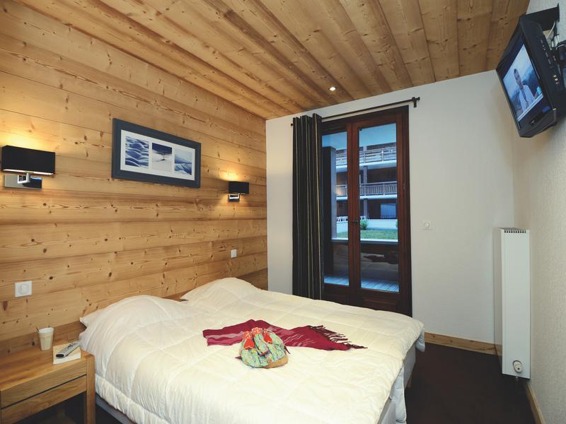 ski appartement met 2 slaapkamers te koop in flaine grand massif haute savoie