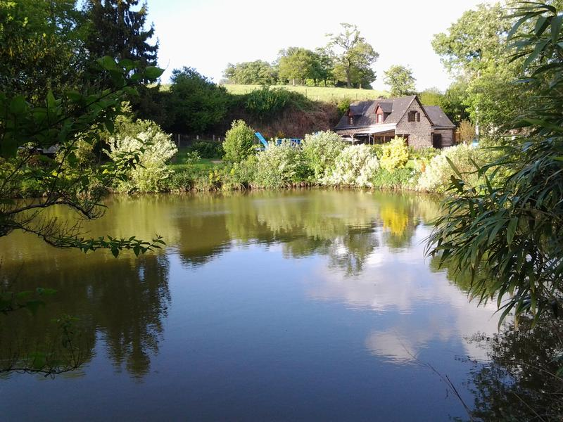 Super Fully Stocked Carp Fishing Lake For Sale With Country House Near A Village Mayenne Download Free Architecture Designs Viewormadebymaigaardcom